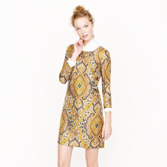 J. Crew Dresses & Skirts - J. Crew Jules Dress in Italian Paisley